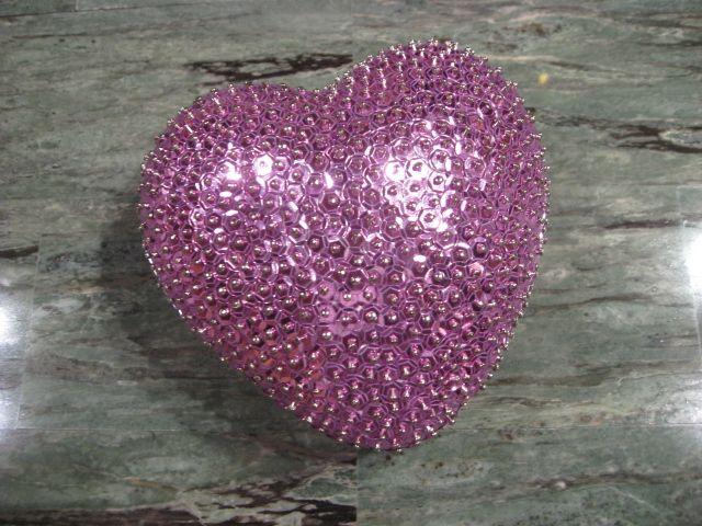 corazón lentejuelas